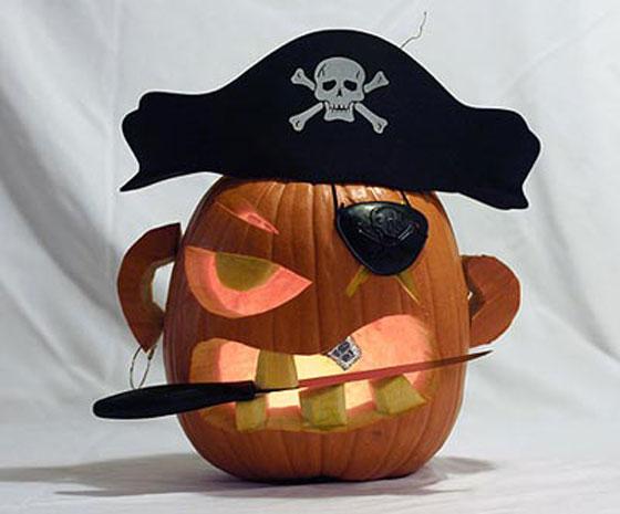Beautiful Jack O Lanterns And Halloween Centerpieces