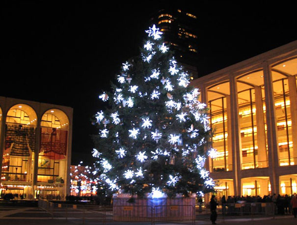 Rockfeller Christmas Tree