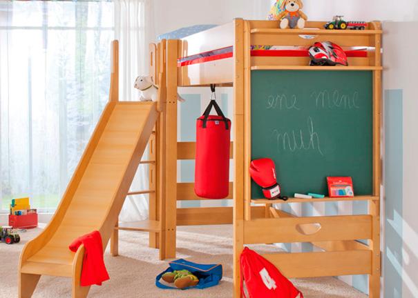 paidi children 39 s play beds bellissima kids bellissima kids. Black Bedroom Furniture Sets. Home Design Ideas