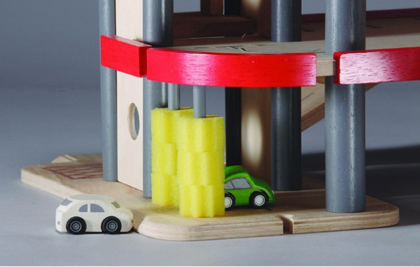 Plan Toys Parking Garage Bellissima Kids Bellissima Kids – Plan Toys Car Garage
