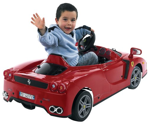 in honor of my nephew who is crazy about ferraris i thought i would compile this little selection of the most awesome ferrari toys starting with the