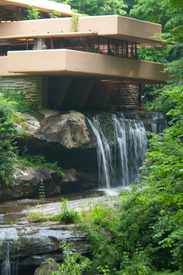 Frank Lloyd Wright 39 S Fallingwater Pennsylvania