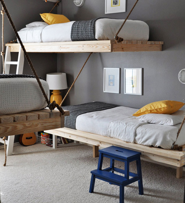 Very Cool Shared Kids' Rooms » Bellissima Kids Bellissima Kids