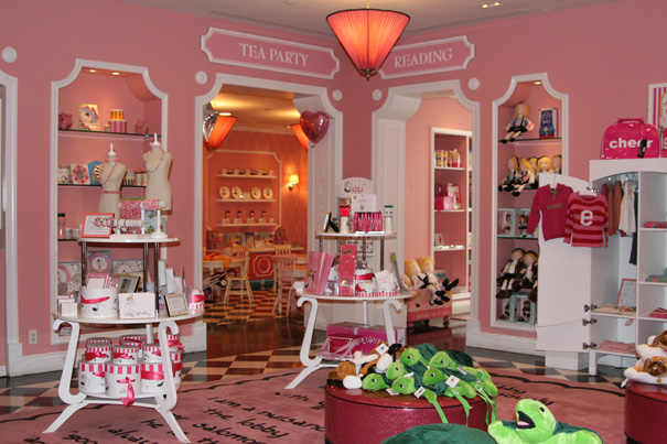 Eloise At The Plaza Shop And Guestroom 187 Bellissima Kids