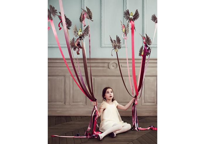 Fashion week kicks off with baby dior autumn winter 2013 2104