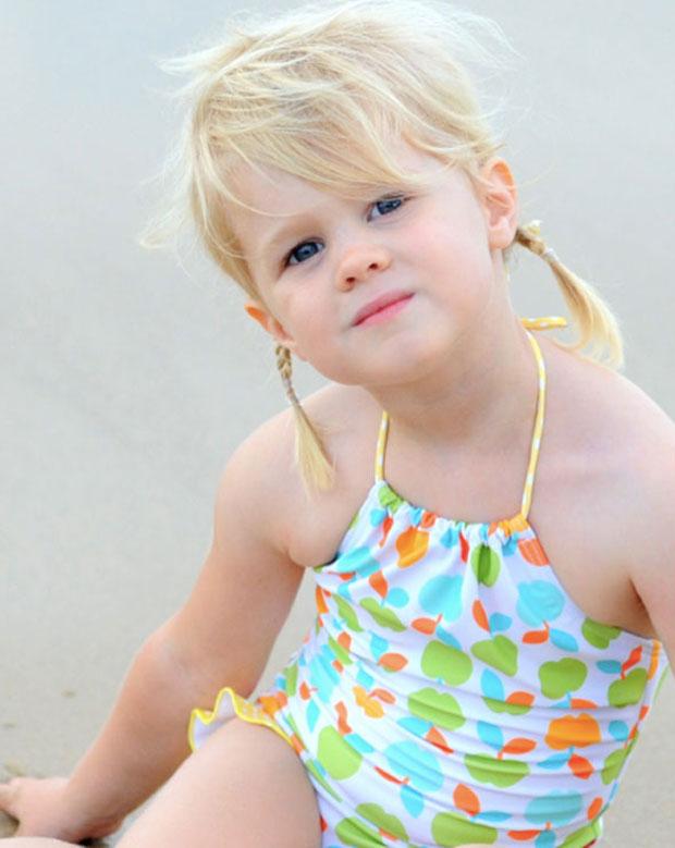 Lil Ludy, Retro Swimwear for Kids from Australia ...