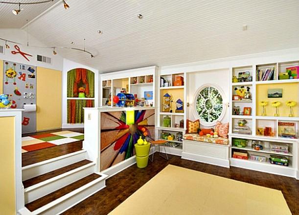 Kids Craft Room Atlanta Symphony Show House Gardens