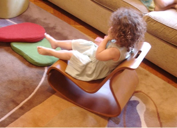 Modern Children Seating Furniture Design Of Mod Rocker
