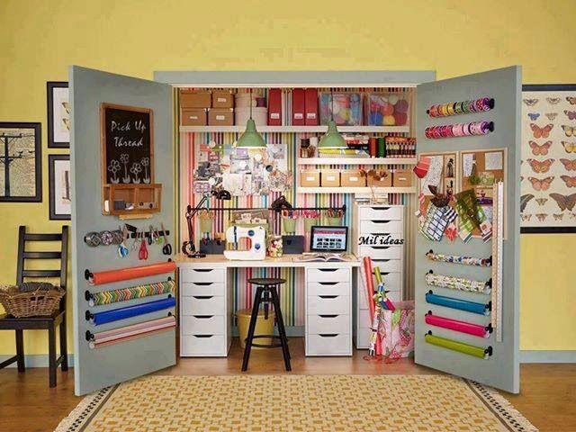 IKEA Craft Room Ideas 640 x 480
