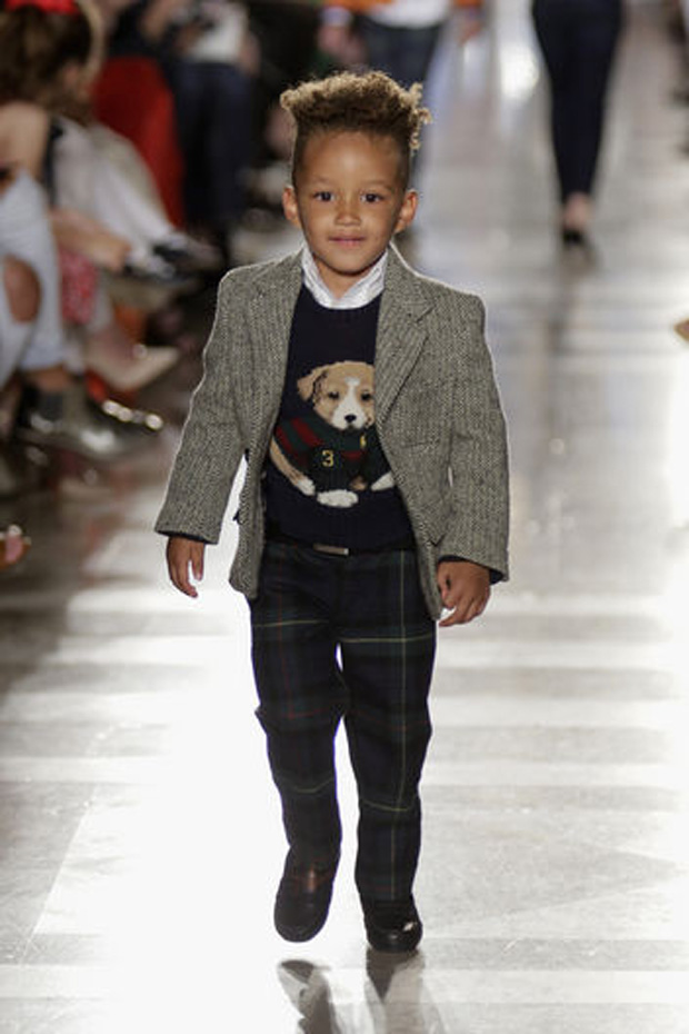 The gallery for alicia keys son 2014 for Ralph lauren kids