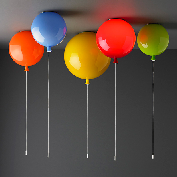 Lamp Kinderkamer : Memory balloon lights ? bellissima kids