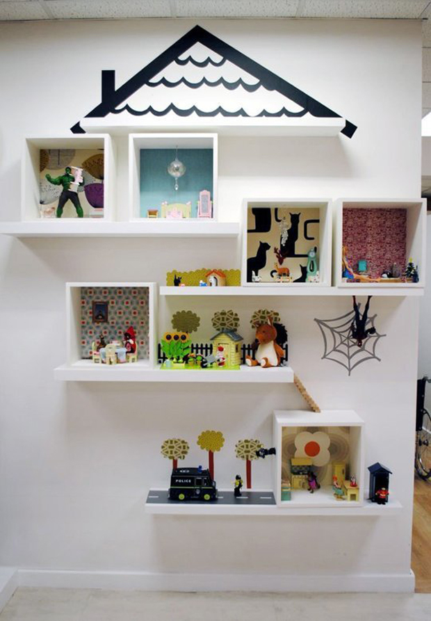 Ikea Products Turned Into Fabulous Dollhouses 187 Bellissima