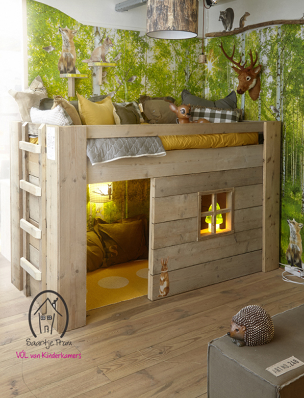 Beautiful Childrens Beds From Saartje Prum Bellissima