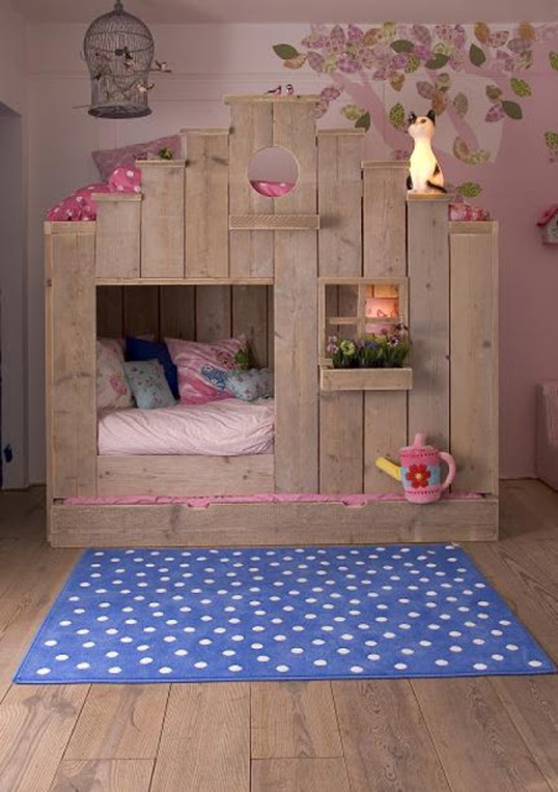 Childrens Beds beautiful childrens beds from saartje prum » bellissima kids