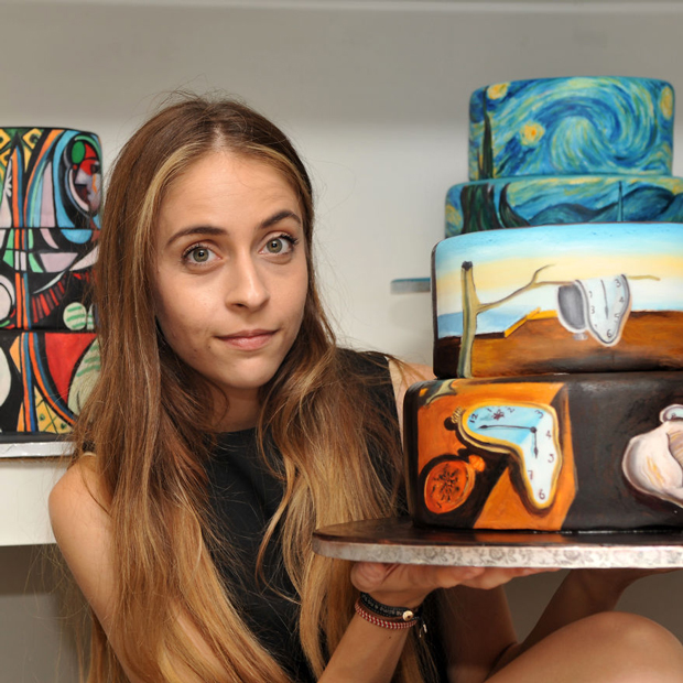artist-recreates-famous-Paintings-on-Cakes-2