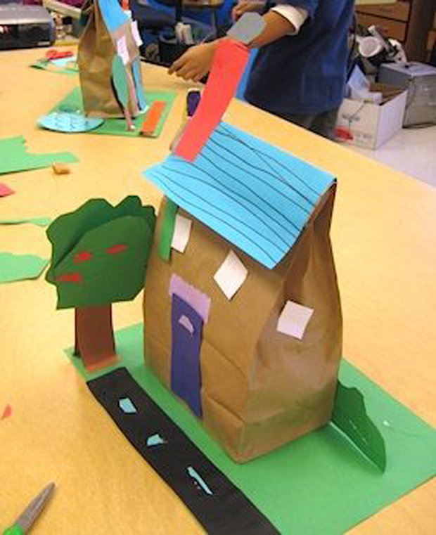 5 great house crafts to do with kids bellissima kids - Things to know when building a house ...