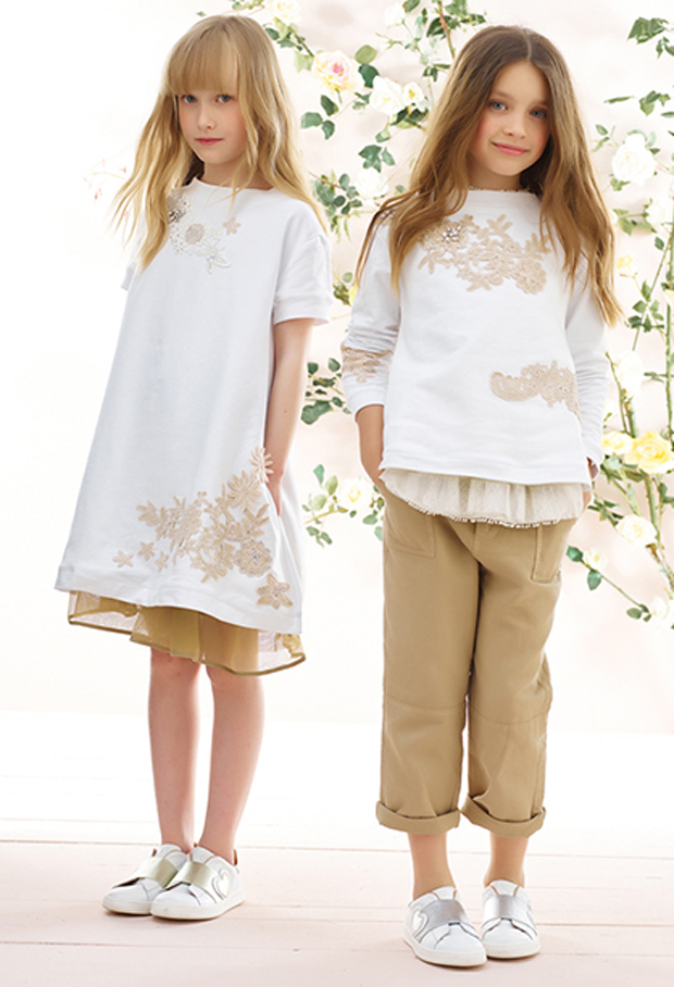 835311f9dcab1f It's so great to see such lovely, airy, truly summery clothes by TWIN-SET  by Simona Barbieri, in their gorgeous Summer 2017 Collection.
