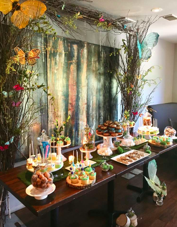 Breathtaking Enchanted Forest Birthday Party Bellissima Kids